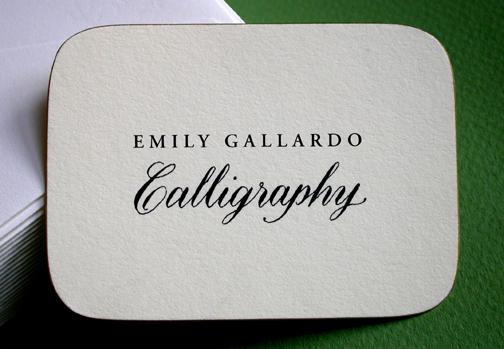 Egcalligraphy