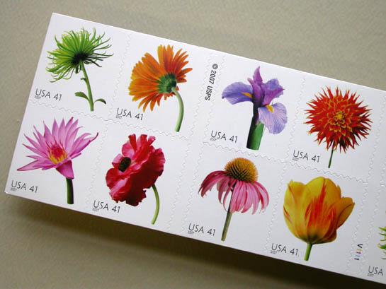 Flowerstamps